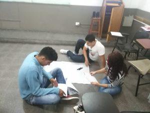 La formación a la comunidad universitaria, es uno de los ejes principales de la estrategia.